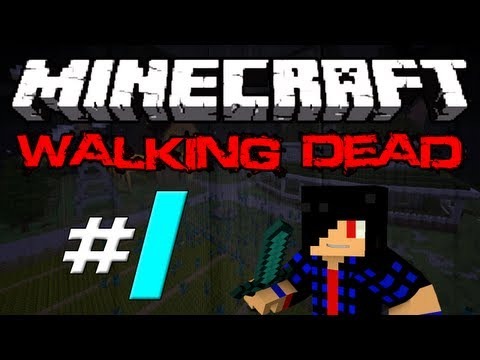 Full download minecraft the crafting dead let s play for Crafting dead mod download
