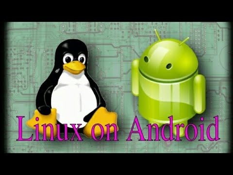 Linux In Android Phone | Linux Deploy & VNC Viewer
