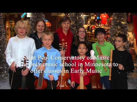 Saint Paul Conservatory of Music: A view of our musical community