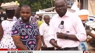 Alajo Shooting - The Pulse on Joy News (9-8-17)