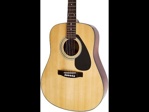 Yamaha FD01S Acoustic Guitar Amazon Exclusive Customers Review