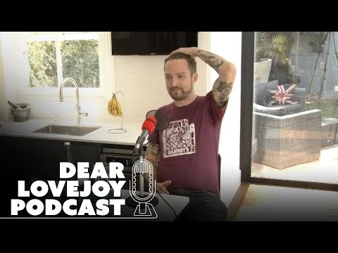 Frank Turner On His Mental Health | Dear Lovejoy Podcast