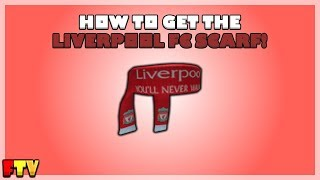 [ROBLOX PROMOCODE] HOW TO GET THE LIVERPOOL FC SCARF!