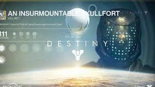 """Legendary Helmet!"" Destiny Bounty Hunting!"