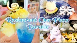 Jour 7 ➪ Tokyo - Restaurant One Piece / Baratie