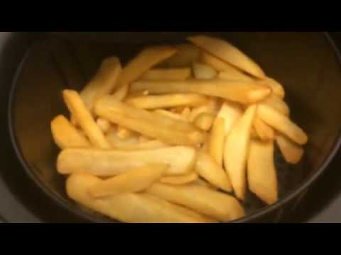 How to cook frozen french fries in air fryer oven