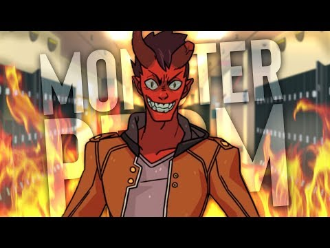 A HOT DATE | Monster Prom