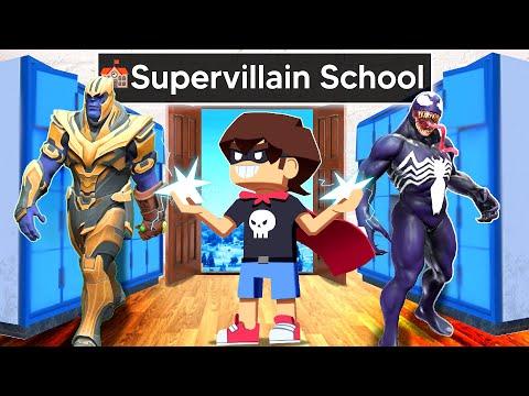 Joining SUPERVILLAIN SCHOOL In GTA 5 ...