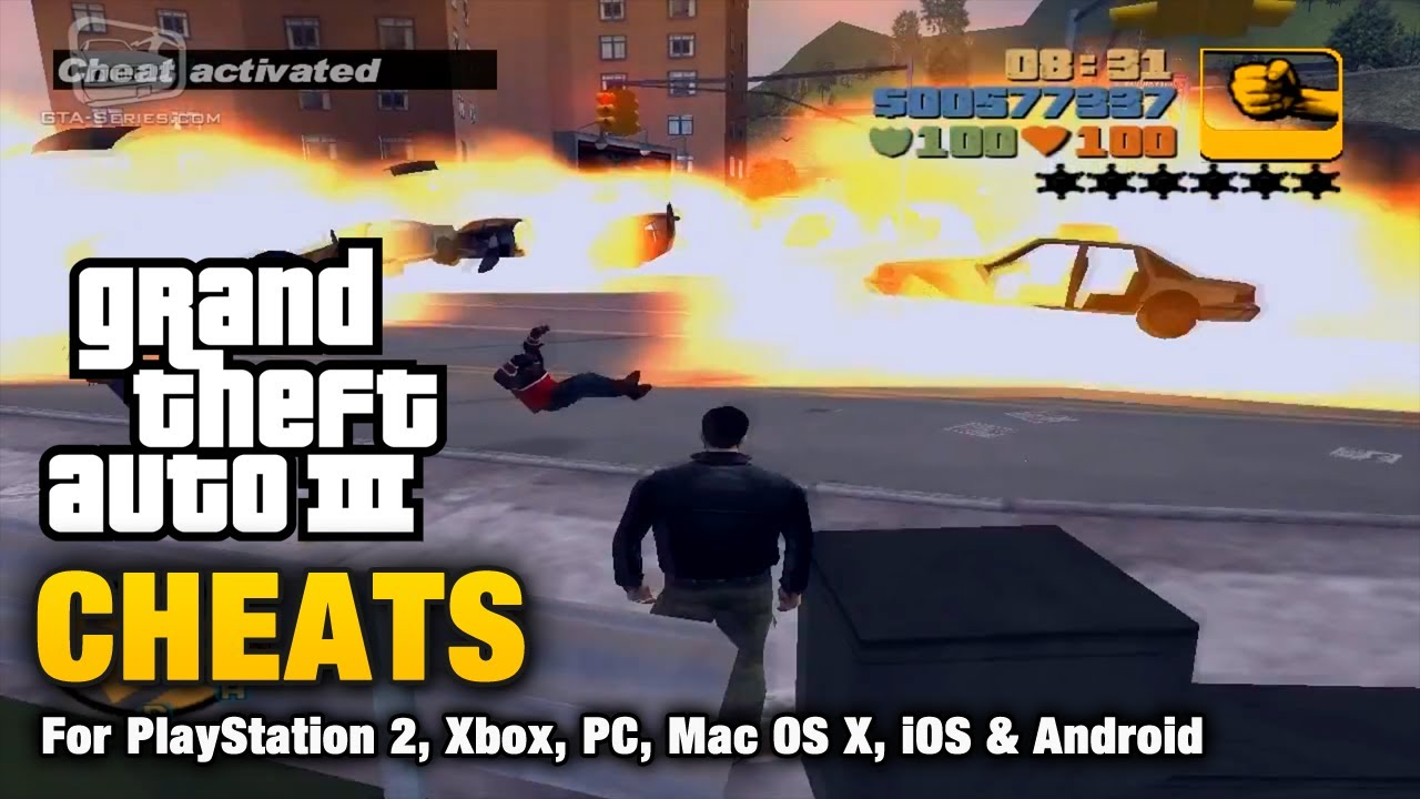 Cheatbook For Gta 3 Pdf