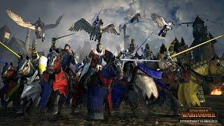 Total War Warhammer ESL Tournament #1: [-ODM-] Nurbis (Bretonnia) vs. AggonyDuck (Greenskins)