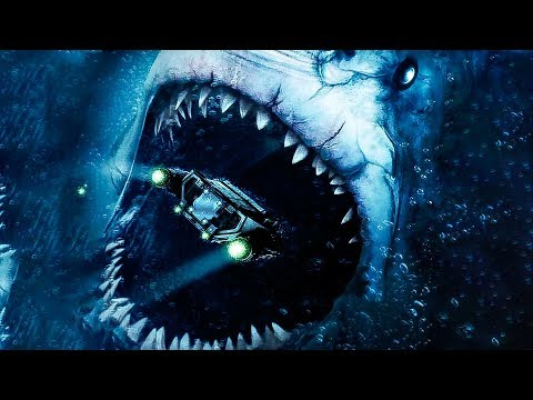 MEGALODON Official Trailer (2018) Action, Adventure, Shark Movie HD