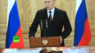 Россия Вести 15.05.2015 Несгибаемый Путин
