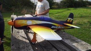 Hobbyking Rare Bear Test Flight & Crash
