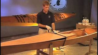Part 8 - Building A Stitch-and-glue Clc Kayak
