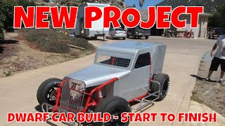 Building a Dwarf Car - Start to Finish  Part 1