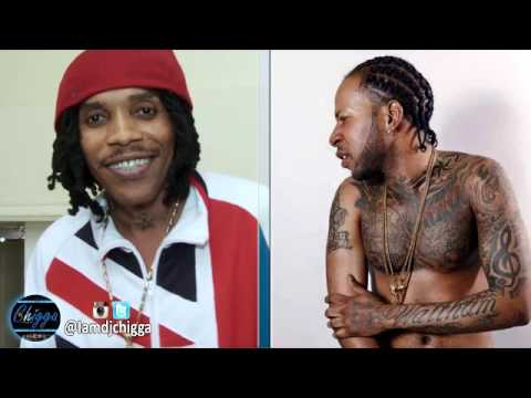 Vybz Kartel Ft. Don Andre - Whine Yuh Waist Suh