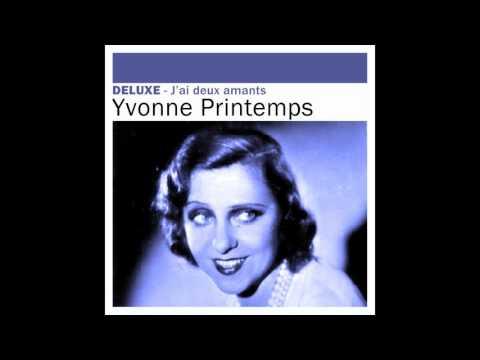Yvonne Printemps - Le pot pourri d'Alain Gerbault