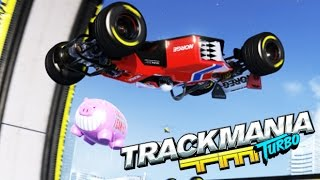 SO MANY LOOPS! (Trackmania Turbo #2)