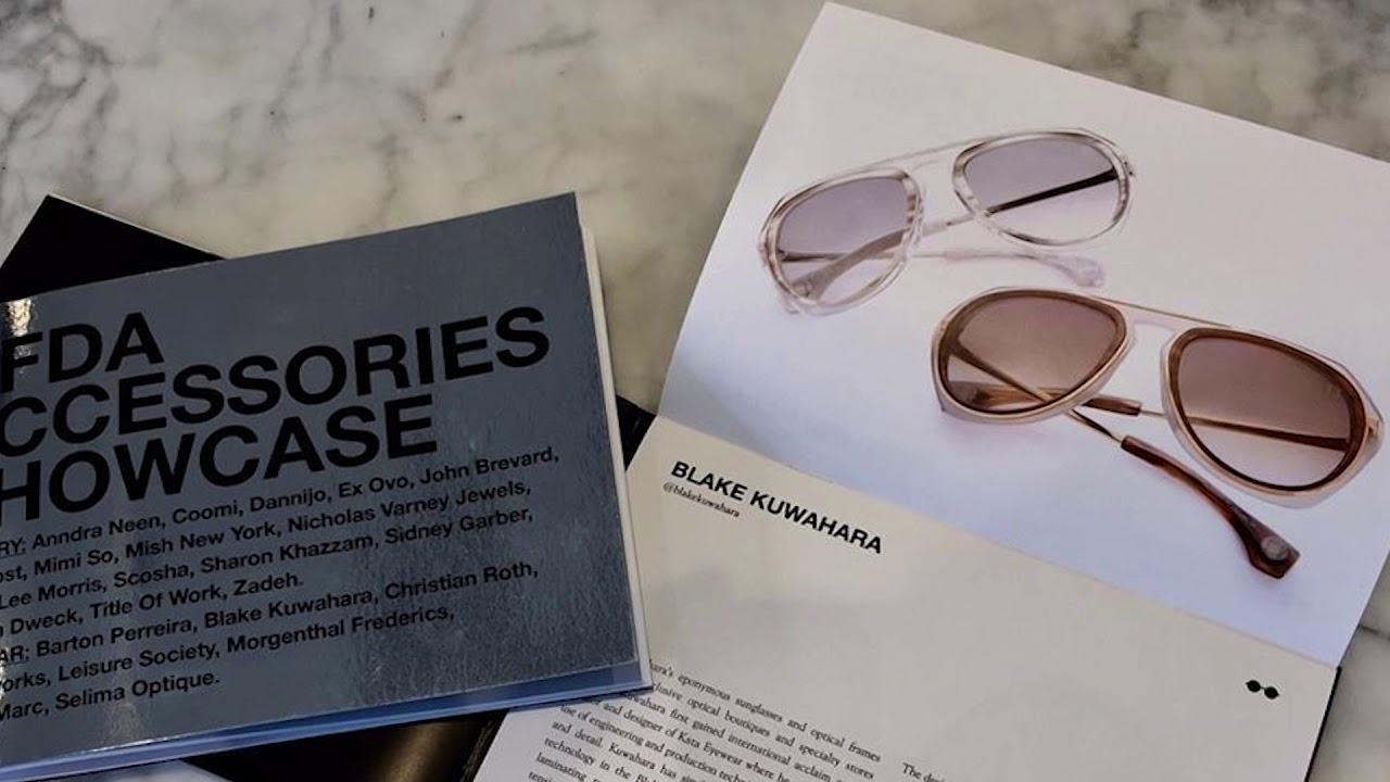 a1453598c2 Blake Kuwahara Eyewear  It takes time to create wonders - YouTube