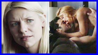 Homeland season 7: Carrie Mathison star Claire Danes strips NAKED for very racy  scene