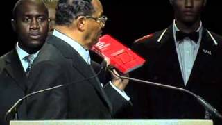 Minister Farrakhan on the Illuminati, The Secret Relationship Between Blacks & Jews, & U.S. History