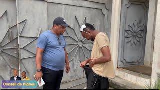 Petit Guimba : Conseil Digbeu CRAVATE on ne vole pas avec Dossoba KOUYATÉ