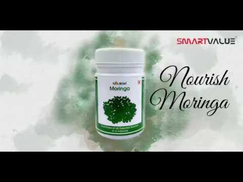 Nourish new product launch Moringa