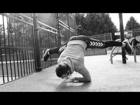 Motivation Push Up Freestyle