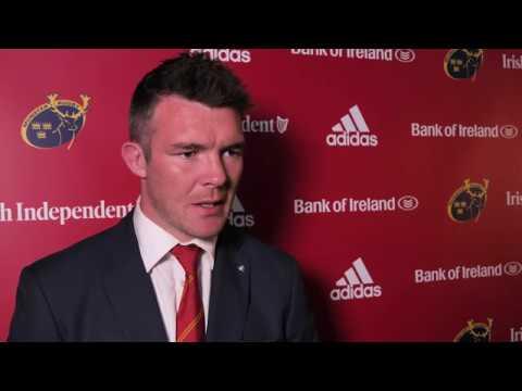 Munster Rugby Awards 2019