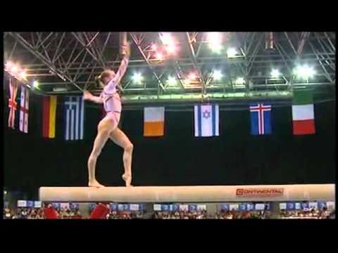 Raluca Haidu - Amazing Romanian Gymnast!