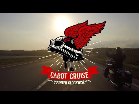 Motorcycle Ride: Cabot Trail Cruise 2017 - Counter Clockwise (explicit language)