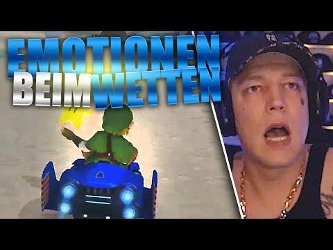 Rage in Mario Kart ... | Mario Kart 8 | SpontanaBlack