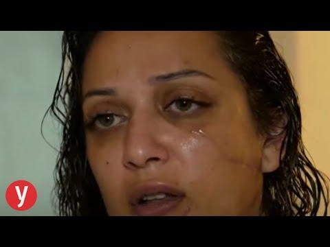 בפנים גלויות: האישה שכמעט נרצחה על ידי בעלה משחזרת