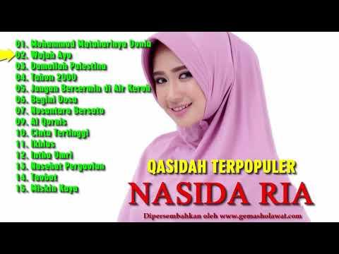 Marvelus Merdu..!! Lagu Qasidah 15 Nasida Ria Terpopuler