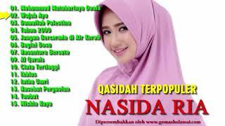 Download Marvelus Merdu..!! Lagu Qasidah 15 Nasida Ria Terpopuler