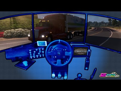 Convoy de Yankies / American Truck Simulator MULTIPLAYER