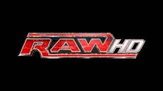 WWE Raw theme song 2011: Nickelback - Burn it to the ground