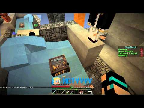 EpicSB.com SkyBlock Build Ep 2: Farms: Skeleton/Zombie, Animal, Cocoa Pods