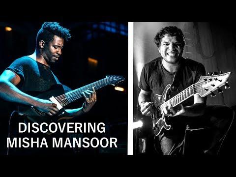 Tosin Abasi Talks About Discovering Misha Mansoor   Periphery Guitarist