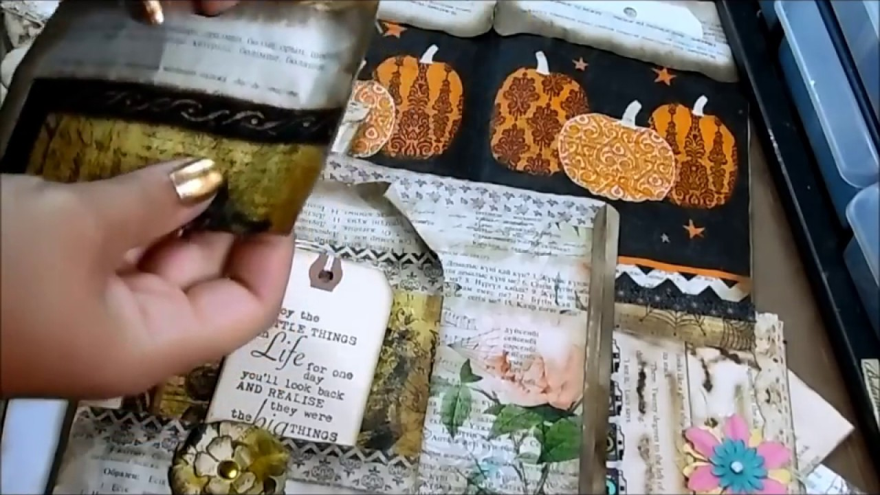 how to make an altered book