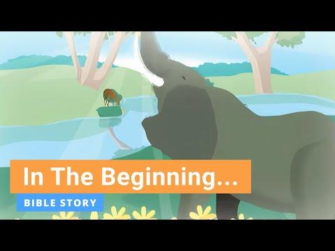 "Kindergarten Year A Quarter 1 Episode 1 ""In The Beginning..."""