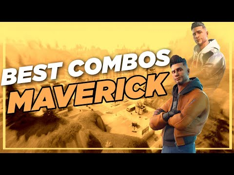 Best Chapter 2 Combos | Maverick | Fortnite Skin Review