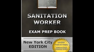HOW TO PASS THE NYC SANITATION WORKER EXAM 2014 2015
