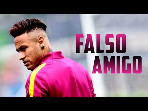 Neymar Jr - Falso Amigo ( Mc Menor da C3 ) //HD//