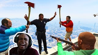 WREAKING HAVOC ONCE AGAIN - Grand Theft Auto 5