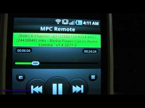 MPC Remote For Android Overview