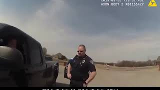 Power Tripping Cop SHUT DOWN By Assistant District Attorney Facebook