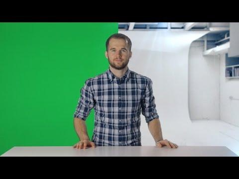 Замена цветного фона в After Effects (Хромакей, Кеинг, Съемка на зеленом фоне)