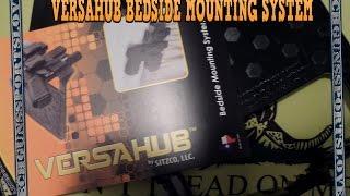 Versahub Bedside Gun Mounting System!!!!