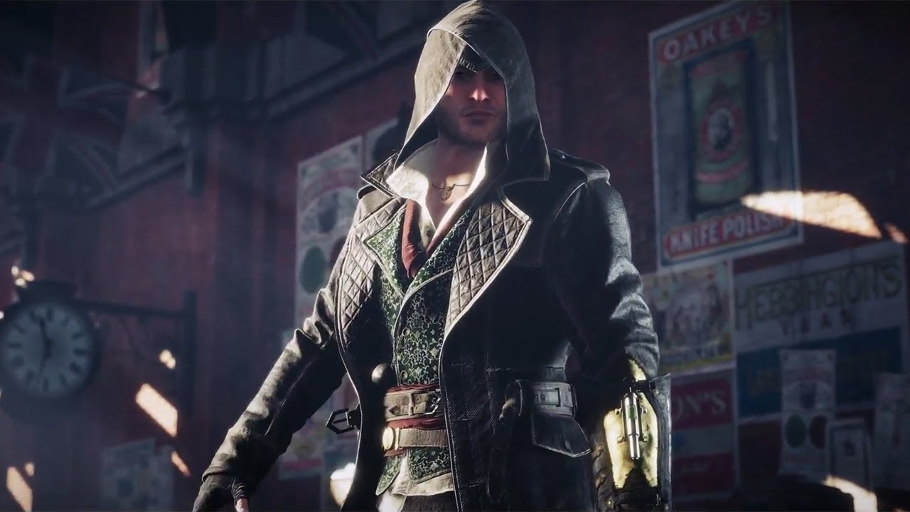Assassin's Creed: Syndicate - Gold Edition v1 51 + All DLCs